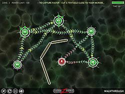 Gioca gratuitamente a Tentacle Wars - The Purple Menace