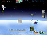Play Brave astronaut Game
