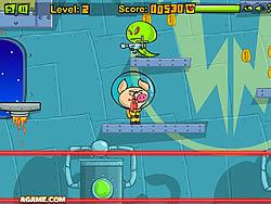 Jogar jogo grátis Pig Nukem
