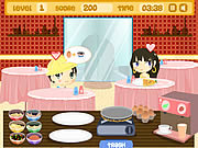 Play Omelet restaurant Game