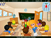 Play Cheating exam Game