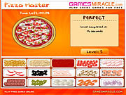 Play Pizza master Game
