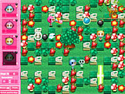 Cute Bomberman game