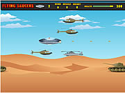 Flying saucers Spiele