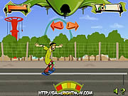 Play Scooby doo skate race Game