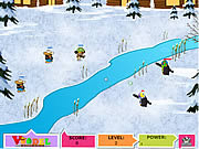 Play Penguin combat Game