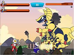 juego Ultraman