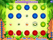 Play Vegetables memory game Game