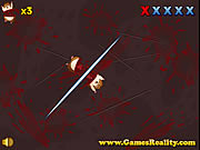 Play Fruit slasher special edition Game