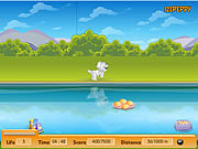 Play River of food Game