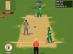 World Cricket game
