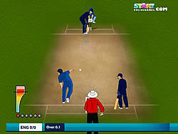 World Cricket 2011 game