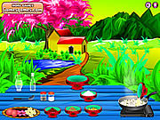 Play Spicy patatas bravas Game