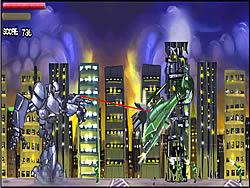 Heavy Terror Machine game