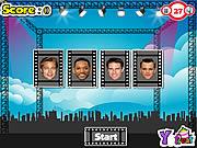 Celebrity Pick game