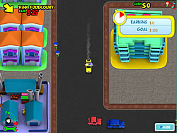 Juega al juego gratis Sim Taxi 2