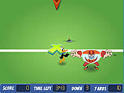 Play Daffy wide reciever Game
