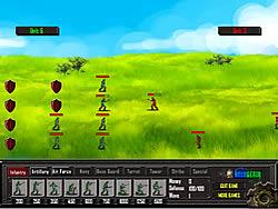 Battle Gear - All Defense game