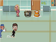 Play Charlie sheen escape from rehab Game
