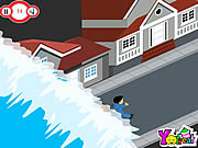 Play Japan tsunami Game