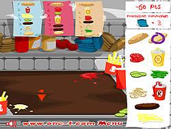無料ゲームのXXXL Burgerをプレイ