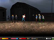 Play Zombie baseball 2 Game