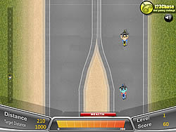 Drive And Reach game