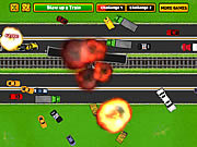 Play Roadkill revenge Game