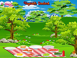 Vegetable Sandwich game