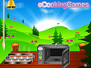 Play Make creme caramel Game