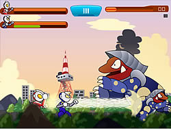 Gioca gratuitamente a Ultraman 5
