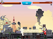 Play Ultraman 5 Game