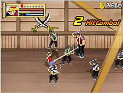 One Piece FG game