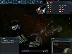 Dark Orbit game