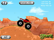 Play free game Monster Truck America