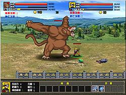 Naruto Cartoon Heroes League game