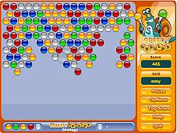 Speedy Bubbles game