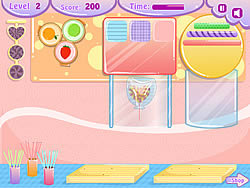 Candy Shop Kitchen game