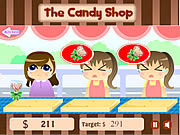 Play Candy shop kitchen Game