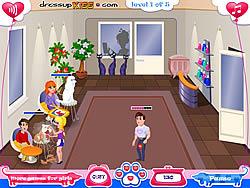 Jogar jogo grátis Lilly Kiss: Pet Salon