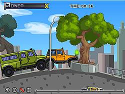 Five Trucks game