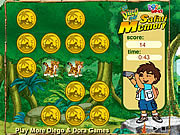 Play Go diego go safari memory Game