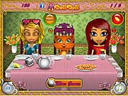 Play Totos tea party Game