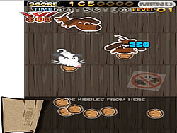 Kibble Katchers game