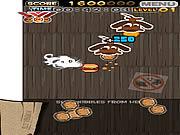 Juega al juego gratis Kibble Katchers