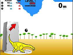 Dinosaur King- Dinolympics game