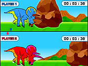 Play Dinosaur king dinolympics Game
