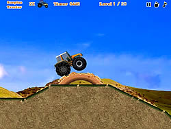 Super Tractor game