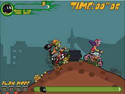 Permainan Bicycle Drag 2
