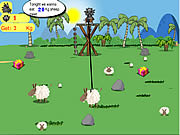 Play Wolf catch sheep Game